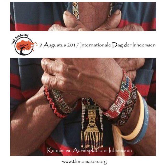 Bezinning op Internationale Dag der Inheemsen