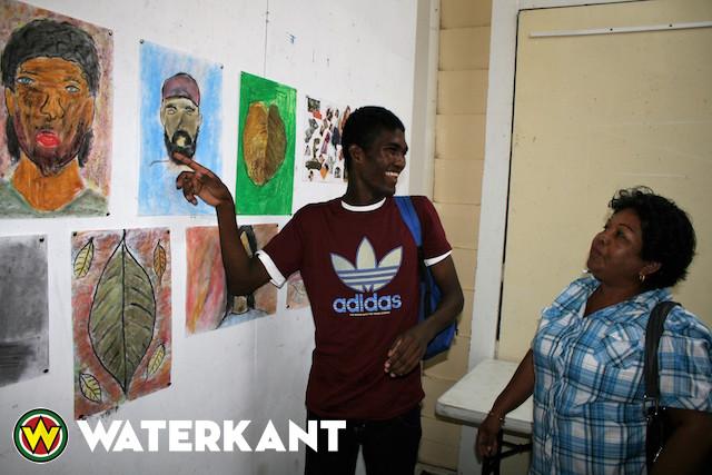 Afsluiting schooljaar studenten stichting Matoekoe