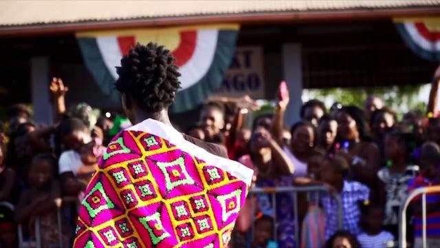 Crowdfuding Moengo festival 2017