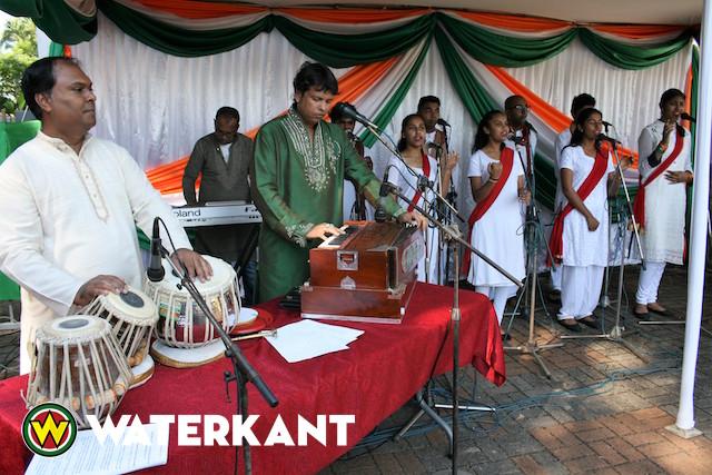 Herdenking onafhankelijkheid van India in Suriname