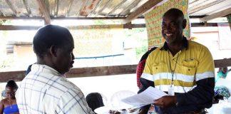Re-activering radiostation te Langa Tabiki