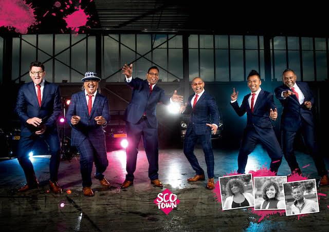 Release party van nieuwste Latin-sensatie 'Scotown'