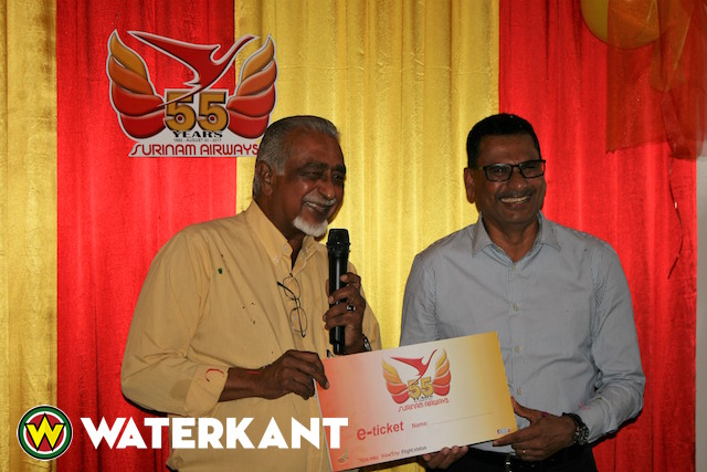 Jubileummaand Surinaamse Luchtvaart Maatschappij van start