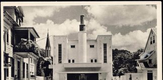 Verdwenen bioscopen in Suriname: Theater Tower