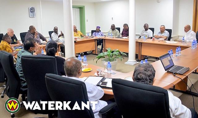 Presidentiële Commissie Visserij bij regering Suriname