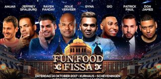 Fun, Food & Fissa at Kurhaus Scheveningen