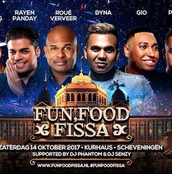Fun, Food & Fissa at Kurhaus Scheveningen