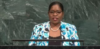 Suriname op Algemene Vergadering Verenigde Naties