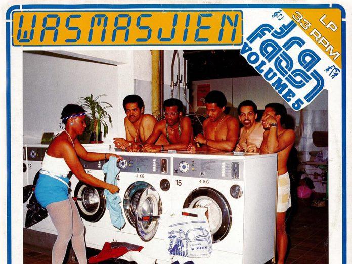 Eerste optreden Trafassi 36 jaar geleden