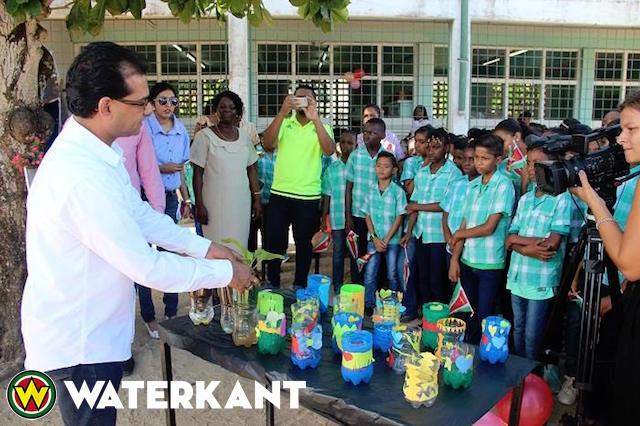 Herdenking Wereld Voedsel Dag in Suriname
