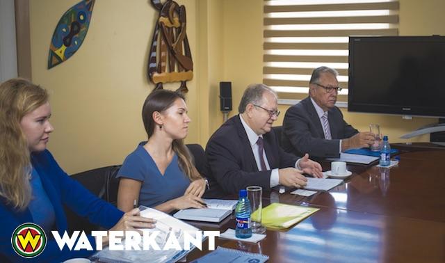 Russische ambassadeur bezoekt ministers in Suriname