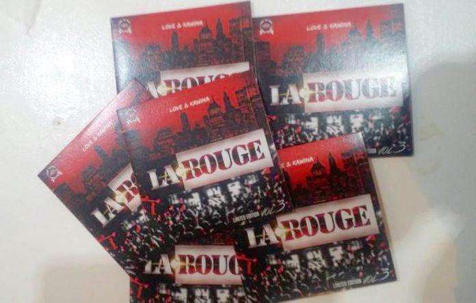 La Rouge brengt langverwachte nieuwe EP uit