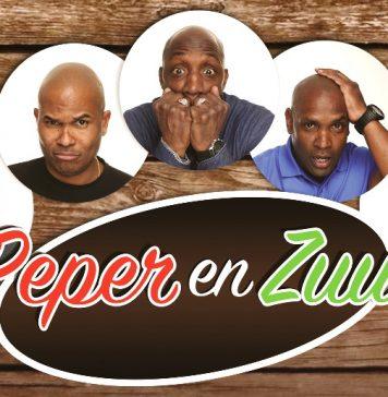 Toneelstuk 'Peper en Zuur' vanaf 3 november in theaters