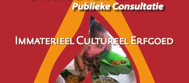 Publieke Consultatie Javaans-Surinaams Immaterieel Erfgoed