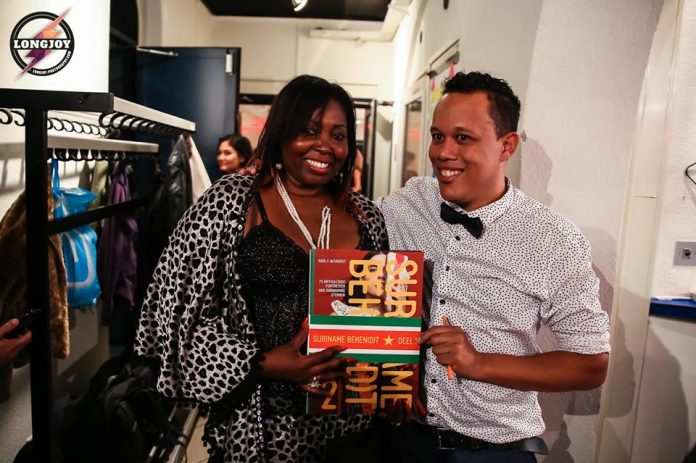 Lancering boek 'Suriname Beken(d)t deel 2' in Suriname