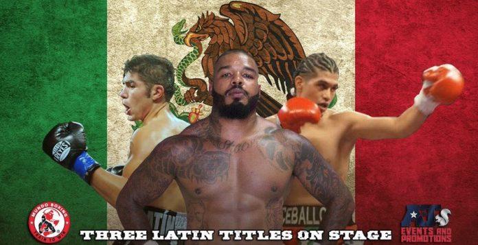Tyrone Spong terug in de boksring voor titelgevecht