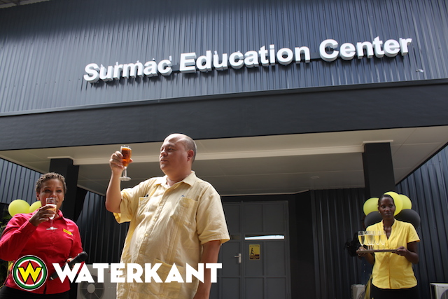 Surmac Education Center geopend