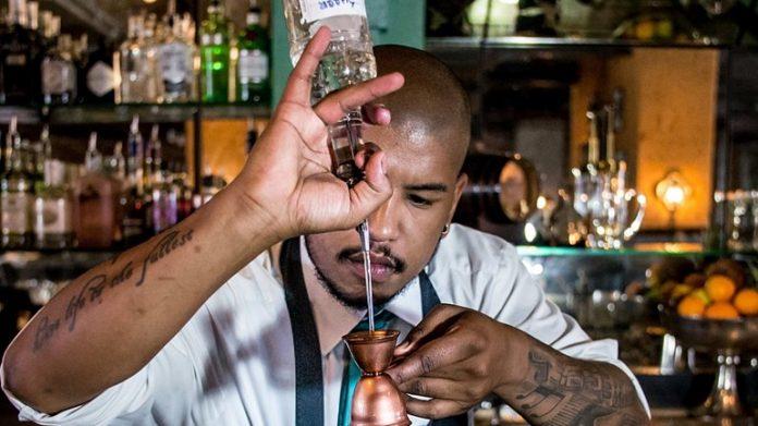 Daryl Lieuw-On is beste bartender van Nederland