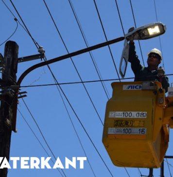 EBS pakt straatverlichting aan met ledlampen