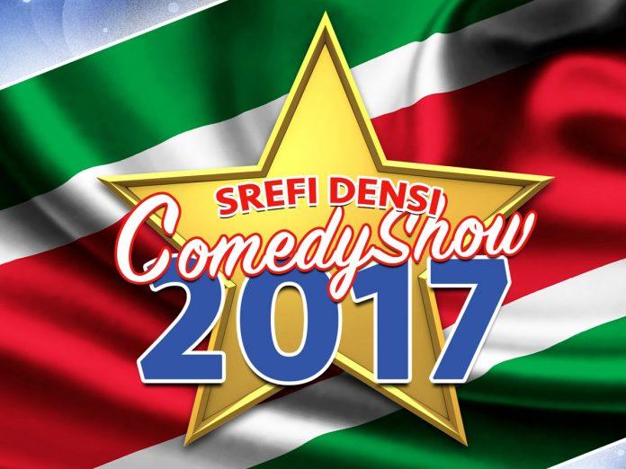 Srefidensi Comedy Show in Meervaart Amsterdam