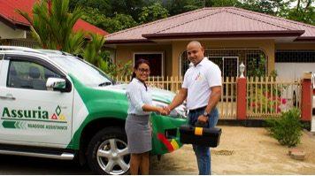 Bescherm uw huis in Suriname met de Assuria Woonhuisverzekering