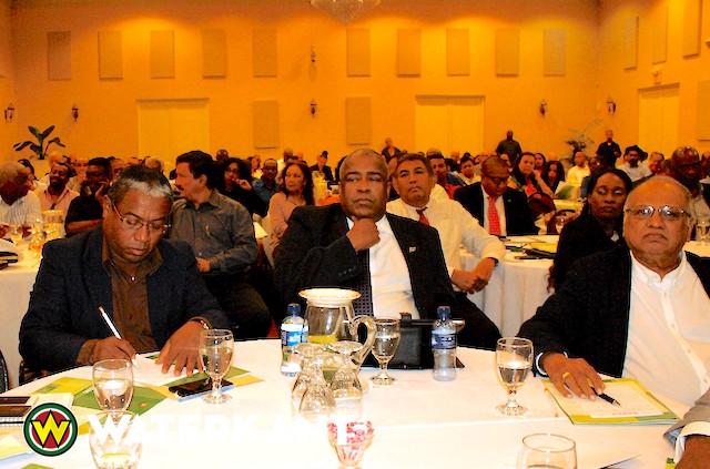 Reorganisatie van de belastingdienst in Suriname