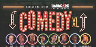 Comedy XL in Suriname wordt weer spectaculair