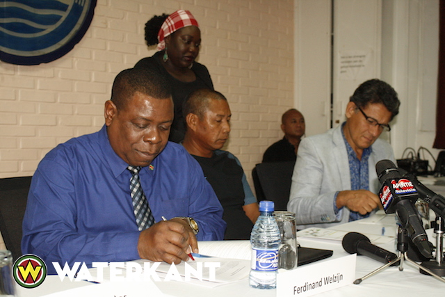 Financiering voor innovatie bij bedrijven in Suriname