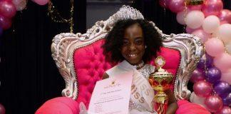 I-Pricia Gilles nieuwe Little Miss kwakoe
