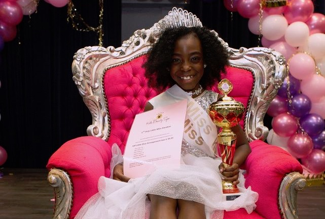 I-Pricia Gilles nieuwe Little Miss kwakoe