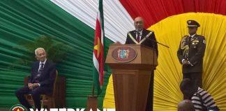 Hoge onderscheiding voor politicus Willy Soemita