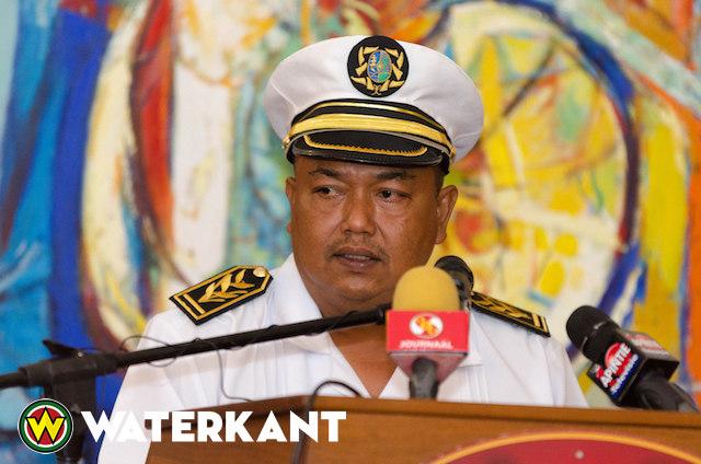 Nieuwe districtscommissaris voor Coronie