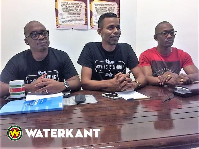 Su Aid lanceert 'Gi Wan Anu Campagne' in Suriname