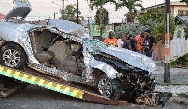 Surinaams voetbalinternational overleden na verkeersongeval