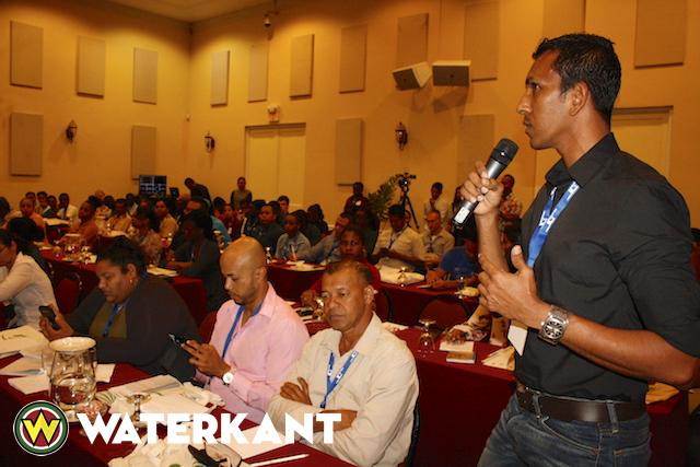 Bijeenkomst over klimaatverandering in Suriname