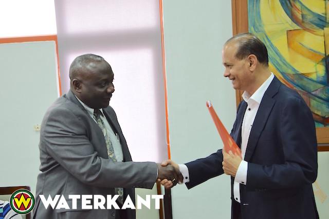 Overeenkomst Energiebedrijven Suriname met RGD