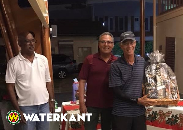 Canadian Bank Note Sponsored Golf Tournament in Suriname