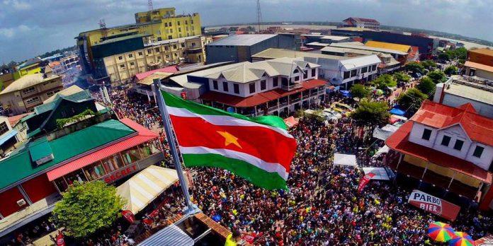 Owru Yari Livestream vanuit Suriname
