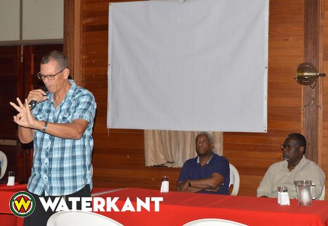 Aandacht voor prostaatkanker in Suriname