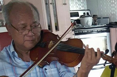 In memoriam: Meesterviolist Herman Pontjopawiro