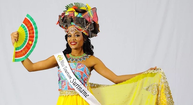 Suriname op Miss Tourism World Verkiezing