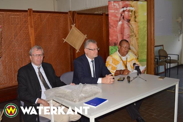 EU Award voor Vereniging van Inheemse Dorpshoofden in Suriname