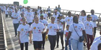 Record aantal deelnemers Bigi Broki Waka in Suriname