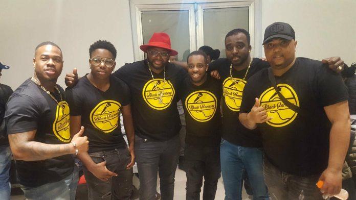 Zanggroep Black Harmony werkt aan nieuwe CD