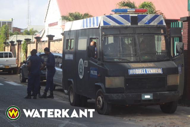Zware beveiliging bij voortzetting december strafproces in Suriname