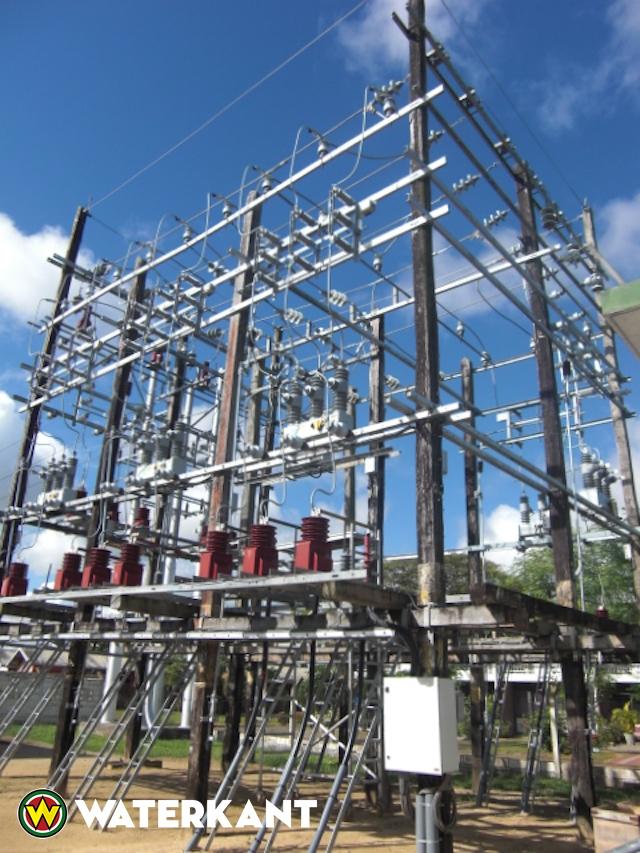 Start van upgrade EBS onderstation Kwattaweg