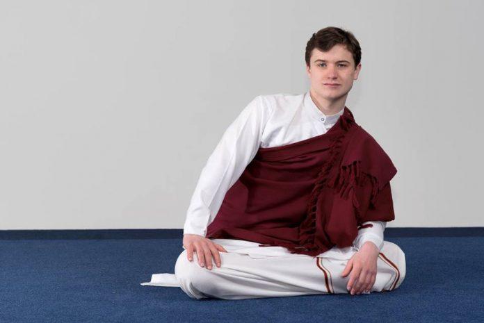 Nederlandse Yogi in Suriname voor Yoga event SSDP