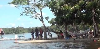 Uitbreiding river-resort Overbridge in Suriname