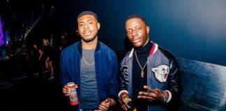 Rappers SBMG in Suriname voor zonnepaneel project