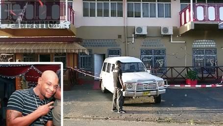 NOS: verdachte moord Suriname via Frans-Guyana gevlucht